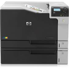 Hp Laserjet Enterprise M750dn A3 Colour Laser Printer D3l09a