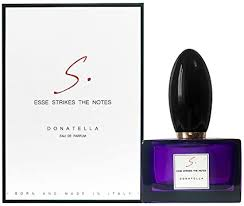 <b>ESSE STRIKES THE NOTES</b> DONATELLA EDP 100 ML: Amazon.co ...