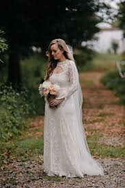 editor s irish wedding dress popsugar fashion photo 12