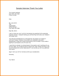 5 Follow Up Letter After Interview Artist Resumes