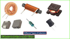 Basic Electronic Formulas Chart Inductor Basics Types Of Inductor Formula Symbol Unit