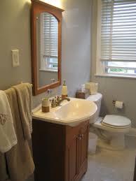 Swish Bathroom Brown Small Bathroom Storage Cabinet Attached Plus ...