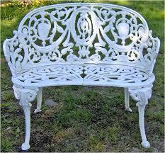 white iron outdoor furniture.  Outdoor Cast Iron Lawn Furniture Garden Bench New Best White  Wrought Outdoor For White Iron Outdoor Furniture