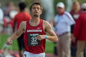 6 arkansas men s track and field team opened peion strong at the bryan clay invitational on thursday evening in azusa led by a pair of upperclmen
