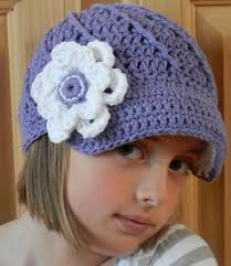 Free Crochet Hat Patterns For Toddlers Extraordinary Knit Newsboy Hat Pattern Baby Picture