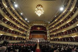 Teatro Alla Scala Seating Chart Opera Music And Dance In Milan