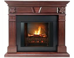 wall mantel electric fireplaces in ivory