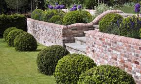 brick wall designs old brick garden walls brick garden