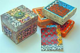 art craft ideas waste material kids arts crafts