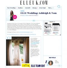 Ellecom Elle Magazine Mendoza Wedding Photography Kristian Leven