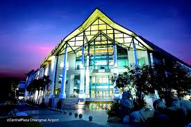 Airport Plaza Inn Central Plaza Chiang Mai Airport Best Shopping Mall In Chiang Mai