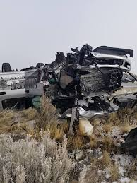 Clark County Sheriff Bart May survives head-on crash | Local News ...