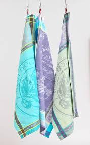 provencal tea towels
