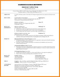 Resume Sample For Admission To Graduate School Save Graduate School