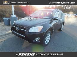2012 Used Toyota RAV4 4WD 4dr I4 Limited at Toyota of Fayetteville ...