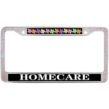 Design My Own License Plate Frame Amazon Com Gnd Custom License Plate Frame Stainless Steel