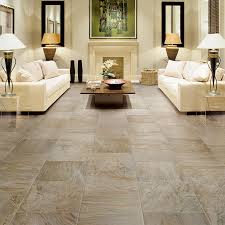 basement tile flooring. Flooring Ideas, Tile Basement Ideas With White Fabric Sofa And Two Clear Acrylic Corner