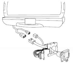 tundra trailer wiring harness wiring diagram 2005 toyota tundra replacement multi plug 7 way and 4 pole trailer2005 toyota tundra replacement multi