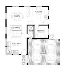 Three Room House Plan 67654 Room House Design