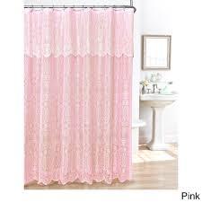 white lace shower curtain. Maison Rouge Lewis Lace Shower Curtain - Free Shipping On Orders Over $45 Overstock.com 17461037 White T