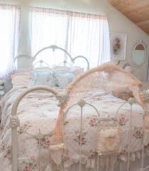 white iron headboard.  Iron Epic Pictures Of Vintage Iron Bed Frame For Bedroom Decoration Fair Girl  Decoration Using White Including Pink Flowery  With Headboard G
