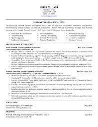 Military Resume Sample Sevte Www Omoalata Com