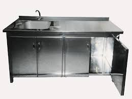 Stainless Steel Sink Cabinet | Cabinet With Sink (PTCS 715)   China Cabinet