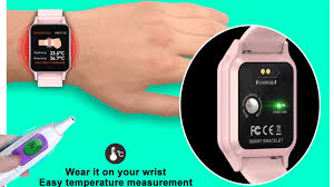 LEMFO <b>T96</b> a new <b>Smartwatch</b> with integrated digital thermometer ...