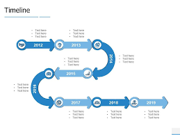 Christian Music Charts 2012 Timeline 2012 To 2019 Years F849 Ppt Powerpoint Presentation