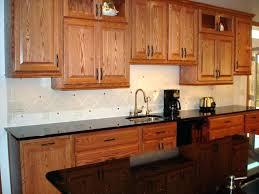backsplash with oak cabinets ideas for oak cabinets wonderful kitchen ideas with oak cabinets white subway