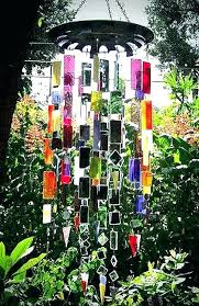 vintage japanese glass wind chimes pencil chimes wind chimes vintage style japanese chinese glass wind chime