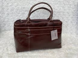 Brown Jane Shelton SW6 London handbag | Etsy