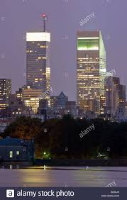 Bloomberg Building Lights Citicorp Tower Stock Photos Citicorp Tower Stock Images