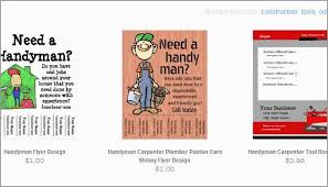free handyman flyer template handyman flyer templates free download onlinedegreebrowse com