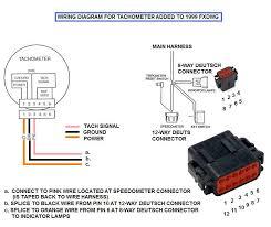 harley sportster speedometer wiring diagram automotive wiring Softail Rear Light Wiring Diagram at 2002 Harley Softail Wiring Harness