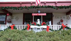 Christmas Decorations Sears Old Glory Cottage More Christmas Around The Cottagerednesday
