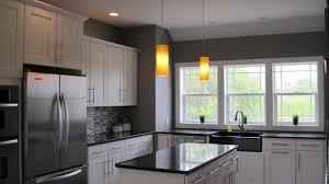 Grey Kitchen Walls Dark Cabinets Light Grey Kitchen Walls White Metal Spray  Paint Exhaust Fan Dark