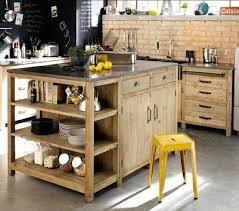 Fabriquer Un îlot De Cuisine 35 Idées De Design Créatives кухня