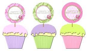 Cupcake Template To Print