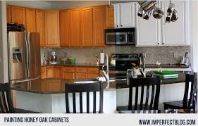 painting oak cabinets whitePainting Oak Grain Cabinets