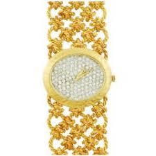 bueche girod jewelry watches 9 for at 1stdibs bueche girod diamond watch