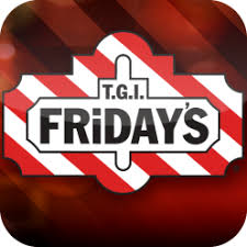 Tgi Fridays Calories And Nutrition Information Page 1