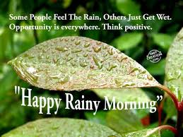 Good Morning Rainy Day Quotes Best of Rainy Saturday Images Some People Feel The Rain Others Just Get