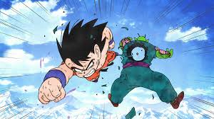 Kid Goku vs Piccolo : wallpapers