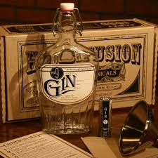 bathtub gin infusion kit no 9