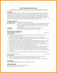 Resume Desirable Sample Resume Format With Professional Resume