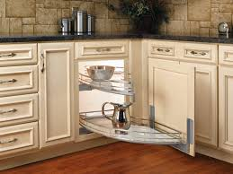 pullout the curve luxury glass blind corner accessories