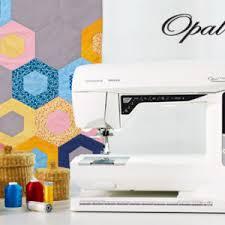 Husqvarna VIKING Opal 690Q Sewing Machine | Adelaide Sewing Centre & Husqvarna ... Adamdwight.com