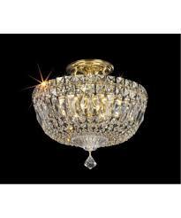 light lovely crystal semi flush mount lighting in chandelier of