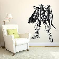 robot wall decals canada vinyl art decal